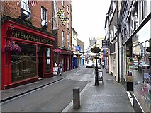 R3377 : One of the lanes in Ennis town centre by Oliver Dixon