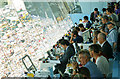 TQ2682 : The window of the Media Centre, Lord's Cricket Ground by Hugh Chevallier