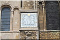 TL5480 : Sundial, Ely Cathedral by J.Hannan-Briggs
