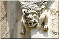 TL5480 : Grotesque, Ely Cathedral by J.Hannan-Briggs