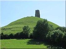 ST5138 : Glastonbury Tor by Bill Nicholls