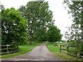 SP2942 : Entrance to Littleworth farm by Nigel Mykura