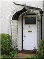 SU8073 : Metal porch, Broadcommon Road, Hurst by Robin Stott