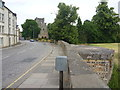 NT7233 : Roxburghshire Townscape ; Pillbox Protecting NE Approach To Kelso Bridge by Richard West