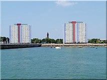 SZ6299 : Portsmouth Harbour, Gosport by David Dixon