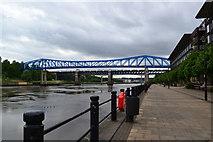 NZ2463 : Queen Elizabeth II Bridge - Newcastle upon Tyne by Kevin Hall