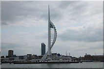 SZ6299 : Spinnaker Tower, Portsmouth by David Smith