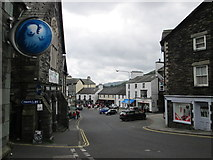 NY3704 : Changing face of Ambleside in 2013 by Peter S