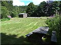 NT7800 : Picnic area at Blakehopeburnhaugh by Oliver Dixon