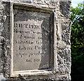 J1953 : Bishop Percy memorial stone, Dromore by Albert Bridge