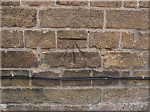 TM0458 : Benchmark on Abbot's Hall by Michael Trolove