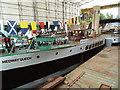 ST5772 : Medway Queen rededication - Bristol by Chris Allen