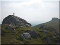 NC5749 : On top of Sgor Chaonasaid (712m) by Karl and Ali