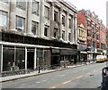 SJ8498 : Oldham Street Fire Aftermath by Gerald England