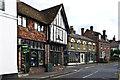 TQ3852 : 85 High Street and 1 - 4 Godstone Road by Ian Capper