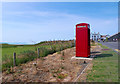 C9443 : Telephone call box at the Giant's Causeway by Rossographer