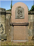 NS2776 : Memorial to William Wilson by Lairich Rig