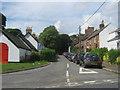 NZ4238 : Road through The Village, Castle Eden by peter robinson