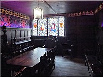 SP3378 : Old Council Chamber, St Mary's Hall by David Dixon