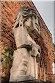 SP3378 : Coventry Cathedral, Ecce Homo by David Dixon