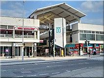 SP3378 : Greyfriars Walk, Coventry by David Dixon
