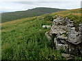 SD9080 : Limestone Outcrops below Yockenthwaite Moor by Chris Heaton