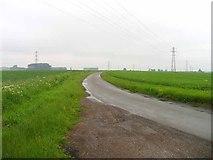 SK7645 : Deadwong Lane by Andrew Tatlow
