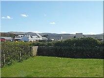 NX0882 : A view of Ballantrae by Ann Cook