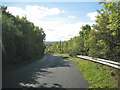 SP0868 : South on old Gorcott Hill, Mappleborough Green by Robin Stott