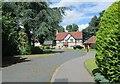 SE1644 : Whiddon Court - Craven Park by Betty Longbottom