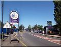 TQ3459 : Coming into Croydon by Des Blenkinsopp