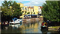TL3514 : River Lea, Ware by Malc McDonald