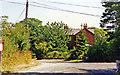 SK0329 : Grindley: approximate site of former station, 1995 by Ben Brooksbank