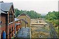TQ5337 : Groombridge station (remains), 1992 by Ben Brooksbank