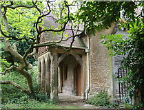 SP5206 : Holywell Cemetery, Oxford by David Hallam-Jones