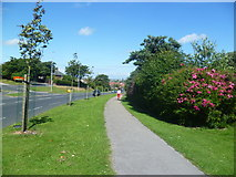 SD3138 : On Devonshire Road by Michael Graham