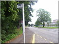 NS8056 : Coltness Bus Stops by Ross Watson