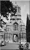 SP5105 : Tom Tower, Christ Church College, Oxford by Derek Voller