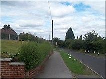 SK4593 : Brecks Lane in East Herringthorpe by Jonathan Clitheroe