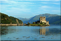 NG8825 : Eilean Donan Castle by Mary and Angus Hogg