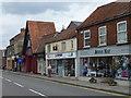 TF0920 : Shops on North Street by Bob Harvey