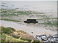 TM2623 : Pill Box on the Beach at Walton-on-The-Naze by David Dixon