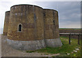 TM4654 : Martello Tower, Slaughden by Ian Taylor