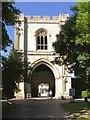 TL8564 : Abbey Gate, Bury St Edmunds by David Dixon