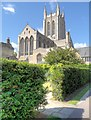 TL8564 : St Edmundsbury Cathedral by David Dixon