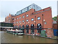 SJ4166 : The Mill Hotel, Chester by Bill Harrison
