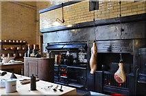 NU0702 : The kitchen at Cragside by Jim Barton