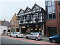 SJ4066 : Chez Jules Restaurant, Northgate Street, Chester by Bill Harrison