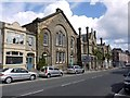 NZ3568 : Former Free Methodist chapel,  Howard Street, North Shields by Andrew Curtis