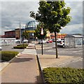 SJ9295 : Denton Morrisons by Gerald England